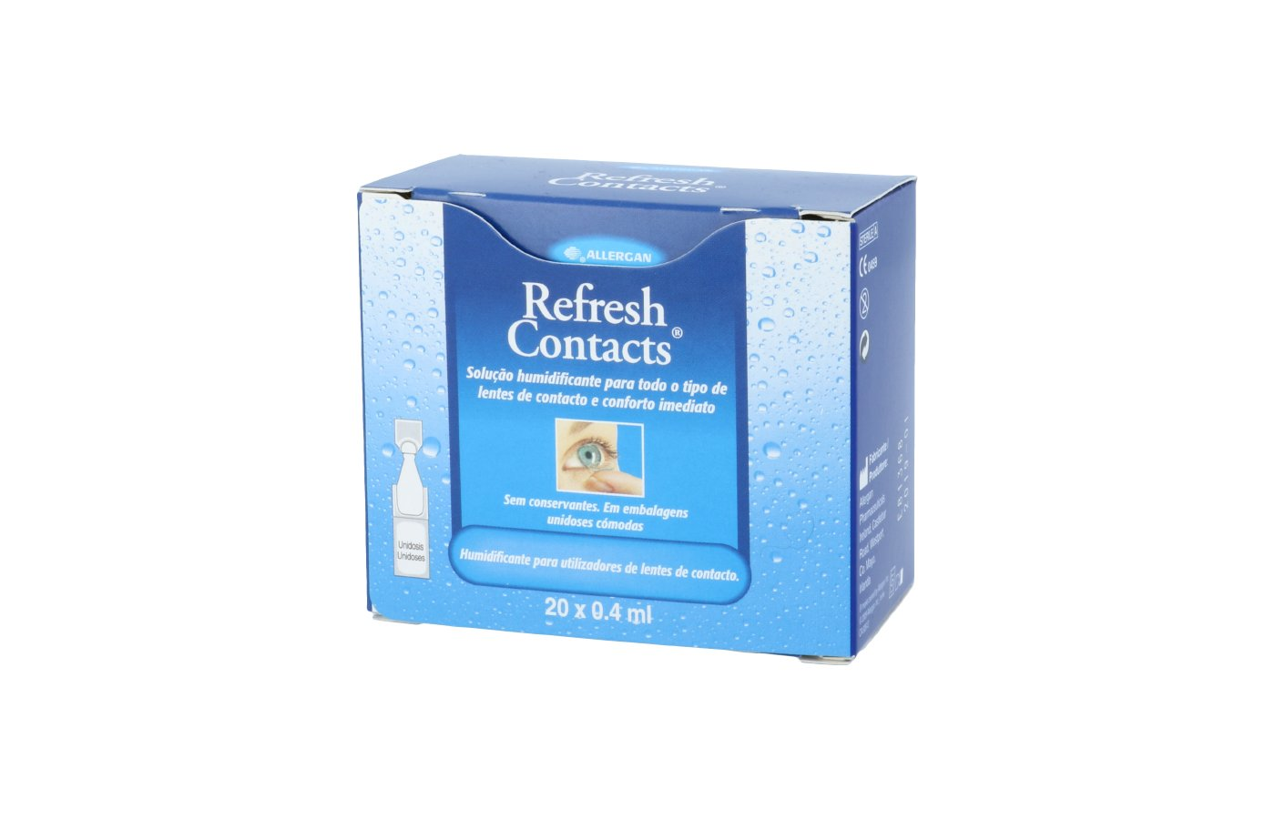Refresh Contact 20x0,4 ml