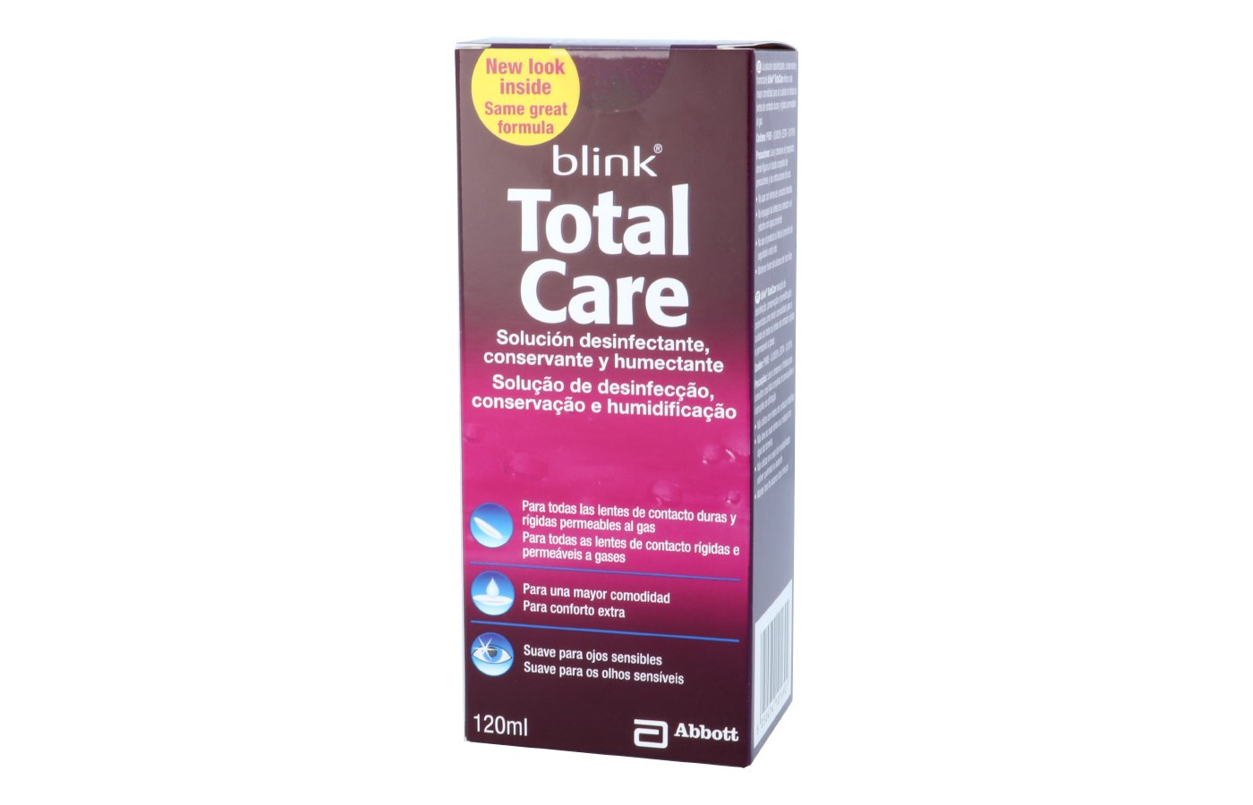TotalCare Desinfectante 120 ml
