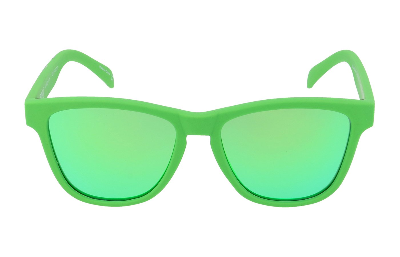MONKEY GREEN EMOJI SUNGLASSES FOR KIDS