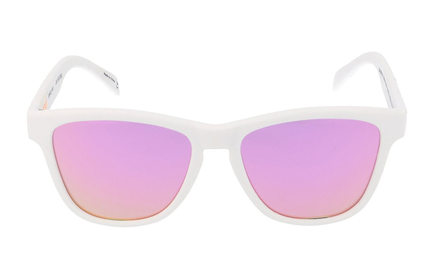 SWEET OBJECTS PINK EMOJI SUNGLASSES FOR KIDS